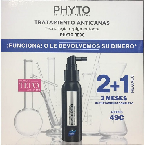 Phyto pack re30 2+1