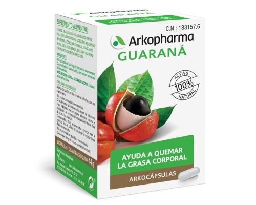 Arkopharma guarana (84 capsulas)