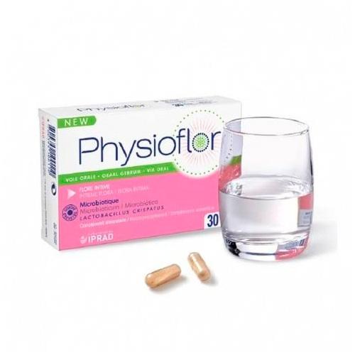 Physioflor (30 capsulas)