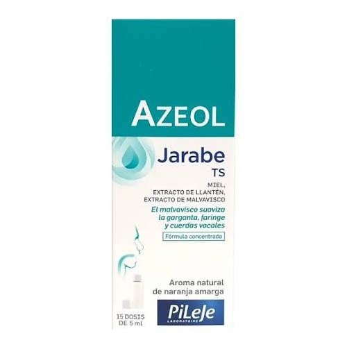 Azeol tos seca (1 frasco jarabe 75 ml)