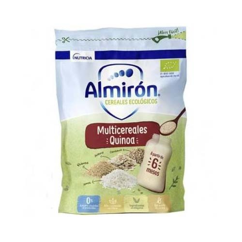 Almiron multicereales con quinoa eco (1 bolsa 200 g)