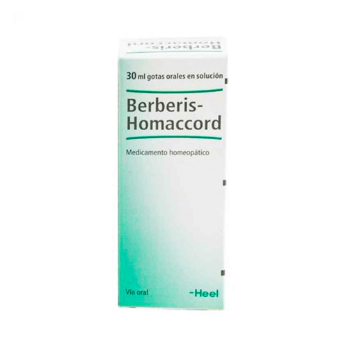 Berberis homaccord got 30 ml