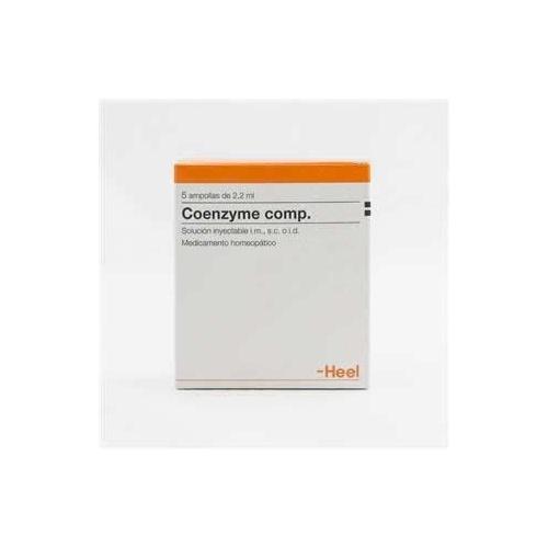Coenzyme comp. heel 5 amp.