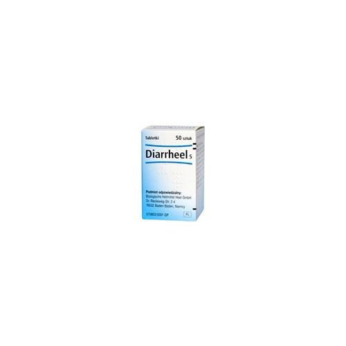Diarrheel s heel 50 comp