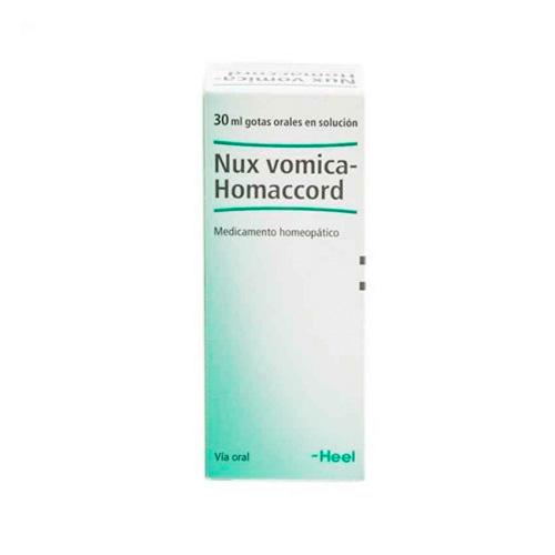 Nux vomica-homaccord heel 30ml