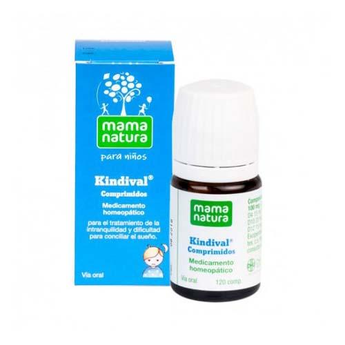 Kindival comprimidos pediatricos dhu