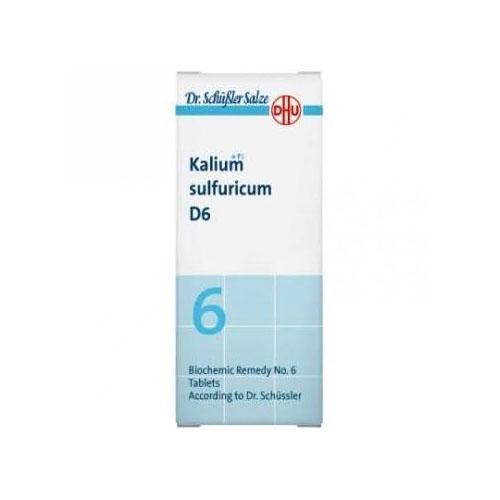Kalium sulfuricum d6 dhu 80com