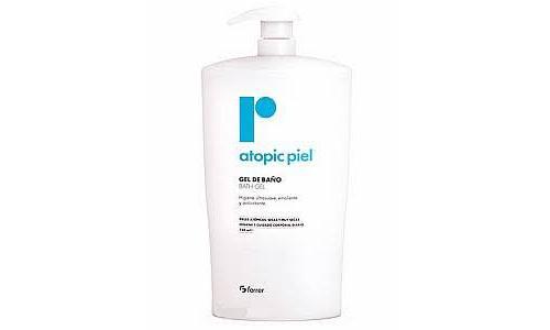 Repavar atopic piel gel de baño (750 ml)