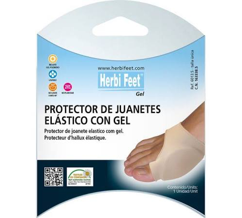 Protector juanetes - herbi feet elastico (t- l)