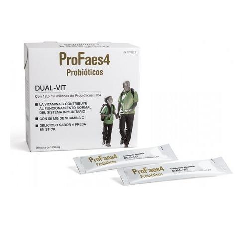 Profaes4 dual-vit (30 sticks)