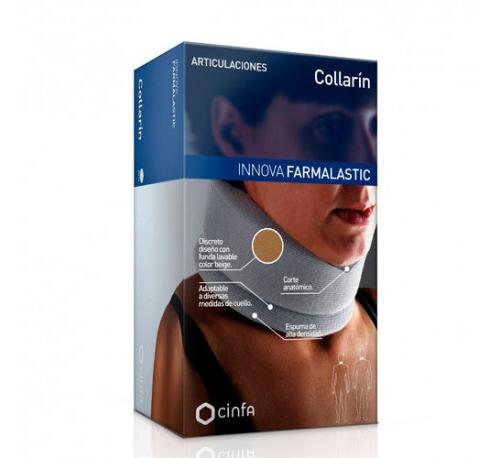 Collarin cervical - innova farmalastic (adultos t- u)
