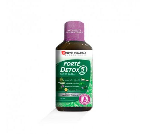 Forte detox 5 forte pharma 500ml