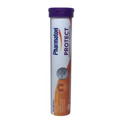Pharmaton protect (20 comprimidos efervescentes)