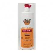 Petit junior champu desenredante - klorane (perfume melocoton 500 ml)