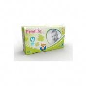Freelife bebecash pañal infantil (t- 3 54 u)