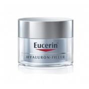 EUCERIN ANTIEDAD HYALURON FILLER CUIDADO NOCHE (50  ML)