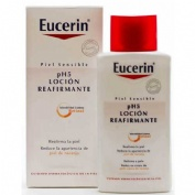 Eucerin locion reafirmante 200 ml.