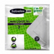 Salvelox med maxi cover - aposito esteril (3xl 3 u)