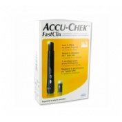 Dispositivo de puncion pinchador - accu-chek fastclix