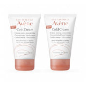 Avene cold cream crema de manos concentrada (pack duo 2 x 50 ml)