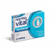 Normovital lactasa (30 capsulas)