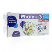 Pharma3 diet & detox (1.5 g 25 filtros)