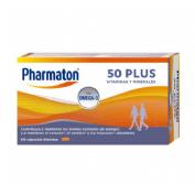Pharmaton 50 plus (60 caps)