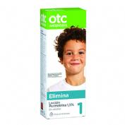 Otc antipiojos locion sin insecticida - antipiojos (125 ml)