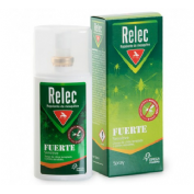 Relec fuerte sensitive spray repelente mosquitos (75 ml)