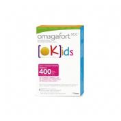 Om3gafort okids - omegafort (30 gominolas)