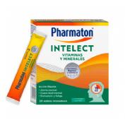 Pharmaton intelect (20 sobres monodosis 11,6 g)