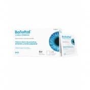 Bañoftal toallita ocular esteril (20 toallitas)