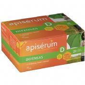 Apiserum defensas vial bebible (20 viales)