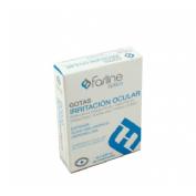 Farline optica gotas irritacion ocular - gotas oftalmicas (10 u monodosis)