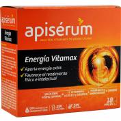 Apiserum energia vitamax (18 viales)