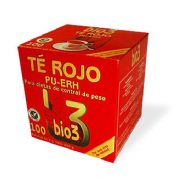 Bio3 te rojo (1.5 g 100 filtros)