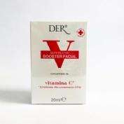 Der booster facial vitamina c 20 ml