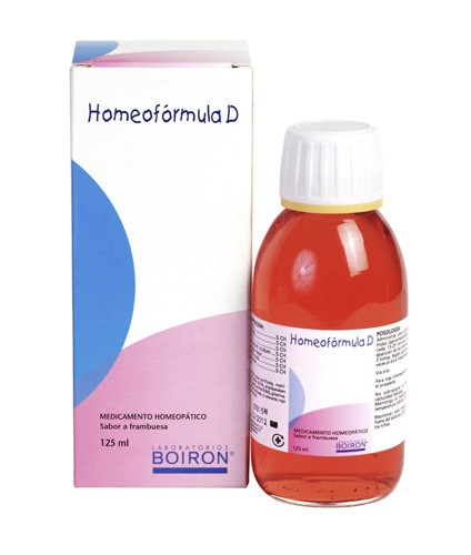 Boiron homeoformula d 125 ml