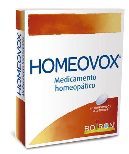Homeovox co 60u. boiron