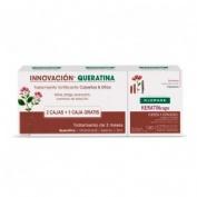 Klorane trio keratincaps (3 cajas 30 capsulas)