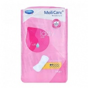 Absorbente incontinencia orina ligera - molicare premium lady pad (1,5 gotas)